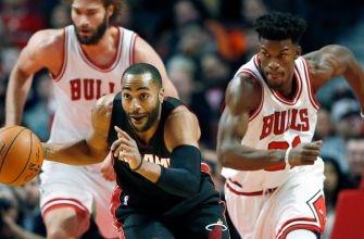 Heat can't catch Bulls down stretch as losing streak hits 5