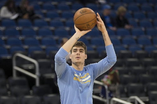 Check out the breakout performance by Juancho Hernangomez. 14 points. 4 threes!