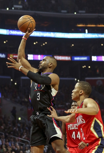 Paul has 20 points, 20 assists, 0 turnovers to lead Clippers The Associated Press
