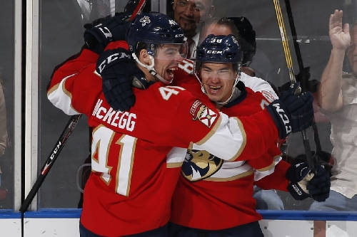 McKegg pots two in Thunderbids 3-1 win over Baby Sens