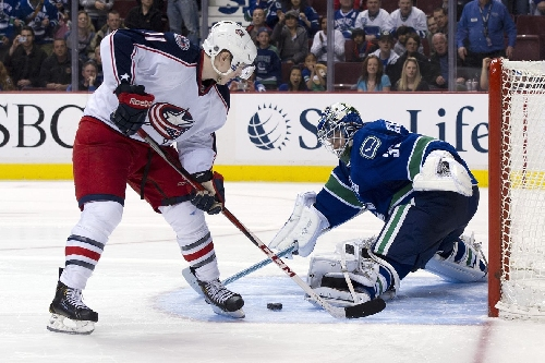 Blue Jackets at Canucks: Quick Takes