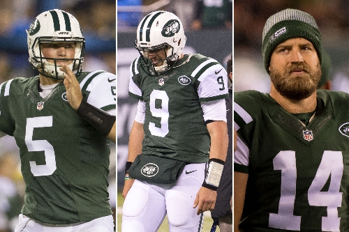 What happens if Bryce Petty can't play?