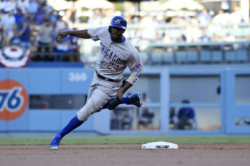 Following Dexter Fowler's lead on the base paths