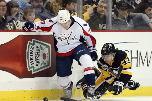 Penguins vs. Capitals might go down as the best NHL game of the season