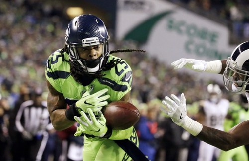 Seattle's Sherman doesn't back down from sideline outburst The Associated Press