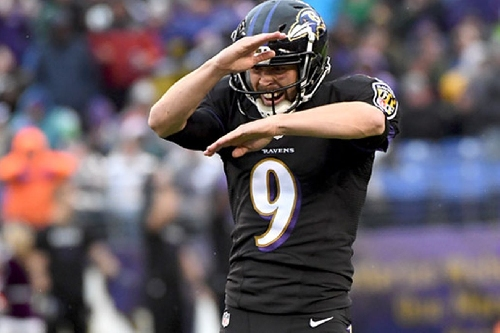 Four Baltimore Ravens selected to the 2017 Pro Bowl