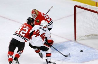Senators beat Blackhawks 4-3 for 3rd straight win