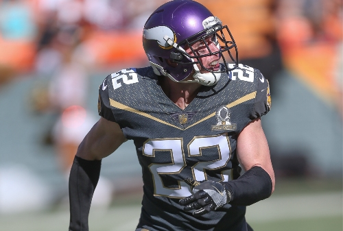 5 Things to Know About Vikings Selections in 2017 Pro Bowl
