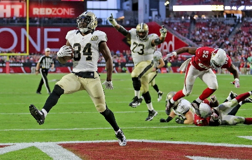New Orleans Saints select Tim Hightower for 2016 Ed Block Courage Award