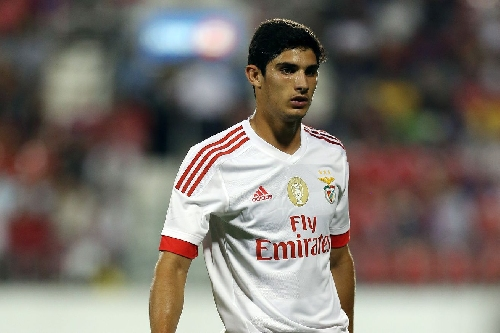 Benfica winger Goncalo Guedes linked with Arsenal