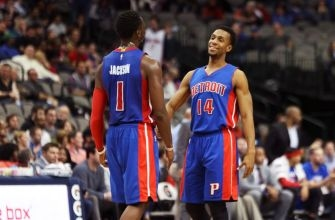 No, the Pistons aren't better off without Reggie Jackson