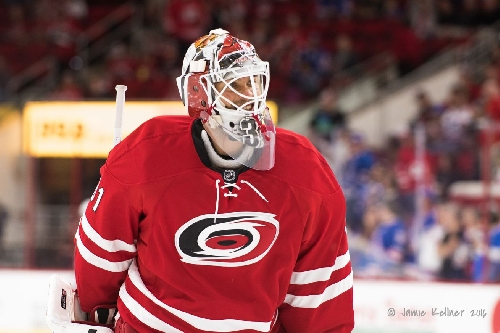 Carolina Hurricanes Activate Eddie Lack From Injured Reserve; Assign Michael Leighton to Checkers