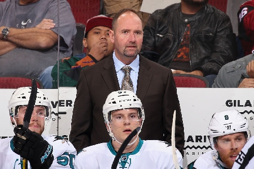 The Daily Chum: What is Pete DeBoer doing with the Sharks lineup?