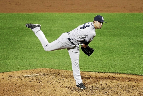 Yankees trade reliever Nick Goody to Cleveland Indians