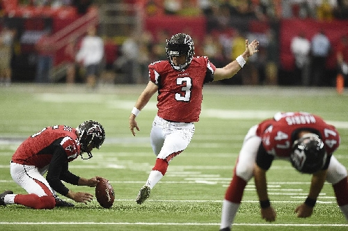 Falcons' Matt Bryant, 41, relishes first Pro Bowl selection The Associated Press