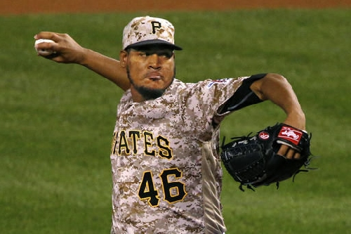 AP source: Pirates, Ivan Nova agree to three-year deal