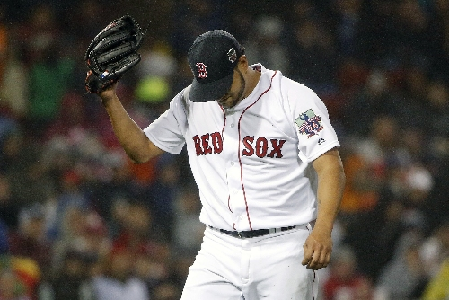 Should the Red Sox be concerned with Eduardo Rodriguez pitching in the World Baseball Classic?