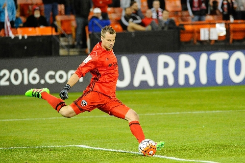 Sporting KC Select Andrew Dykstra in Re-Entry Draft