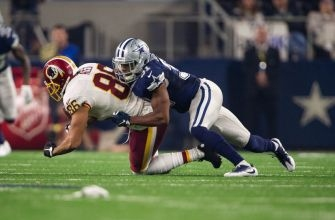 Jordan Reed Unlikely To Play On Saturday After Missing Practice