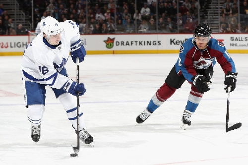 Leafs at Avalanche Recap: Leafs Crush Avalanche 6-0