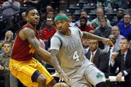 The Read & React: Celtics wear pajamas, beat Hoosiers in Indy sleepover