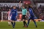 Stoke City: Claudio Ranieri STILL insisting Jamie Vardy red card...