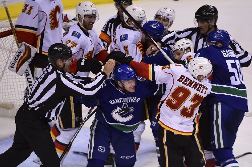 GAME DAY PREVIEW: Canucks @ Calgary- Dec 23/16