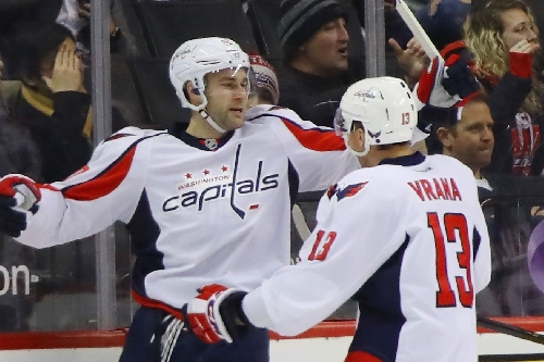 Too Many Men: Brett Connolly and Cracking the Caps Lineup