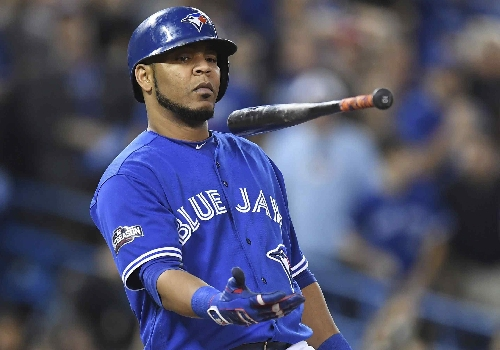 Cleveland Indians hit a home run by signing Encarnacion