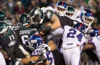 Eagles running back Ryan Mathews has herniated disc in neck