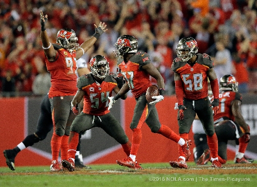 Saints expecting to see plenty of Buccaneers safety Keith Tandy
