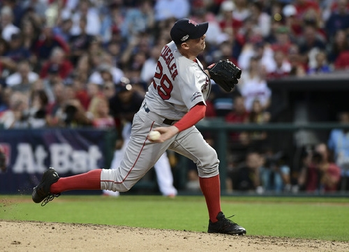 Marlins finalize $16M, 2-year deal with pitcher Brad Ziegler The Associated Press