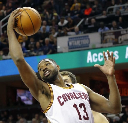 Tristan Thompson's block party has Cleveland Cavaliers off to hot start vs. Brooklyn Nets