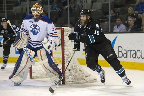 Sharks vs. Oilers: Lines, discussion thread and where to watch