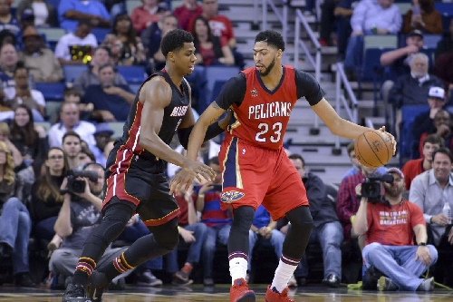 Anthony Davis dominates, Heat suffer 91-87 loss to the Pelicans