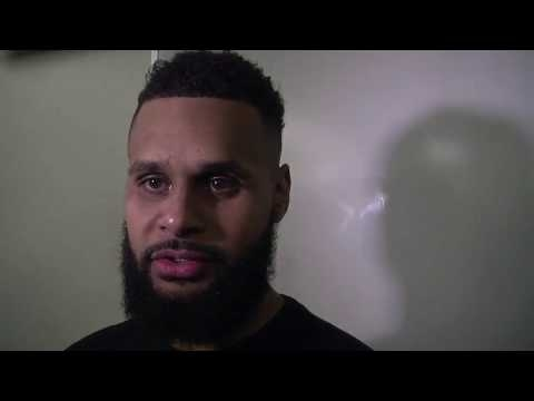 Watch: Patty Mills says 'it's a good feeling to come back' to Portland