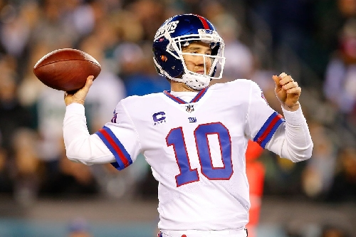 McAdoo defends Giants throwing 63 passes against Eagles on Thursday