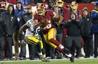 NFL Week 16 Inactives: Jordan Reed, A.J. Green Out