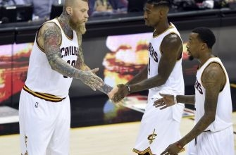 Cleveland Cavaliers: With Chris Andersen Out, What Next?