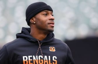 A.J. Green mad at Bengals for not letting him play in Week 16