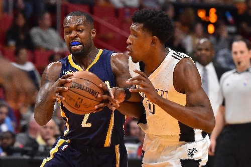 Rodney Stuckey set to rejoin Pacers against Bulls