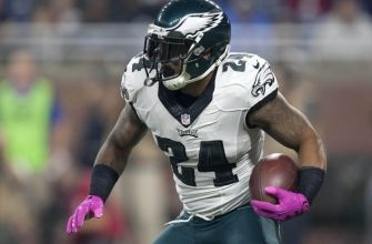 Ryan Mathews may have taken last snap with Eagles