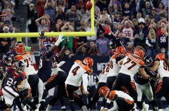 Former Texans kicker hands Houston AFC South title with missed kick