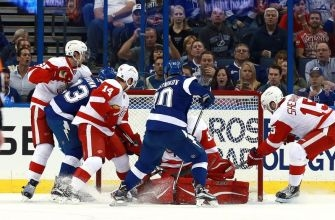 Detroit Red Wings G Jimmy Howard Injured and Out Again