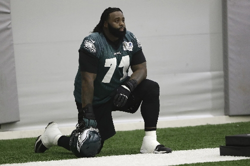 Eagles' Jason Peters proved a lot of critics wrong this season