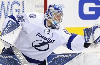Tampa Bay Lightning G Andrei Vasilevskiy Has A Chance To Shine