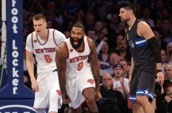 New York Knicks: Kyle O'Quinn Remaining Optimistic After Tough Loss