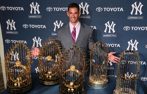 What Yankees great Jorge Posada wants Hall of Fame voters to know