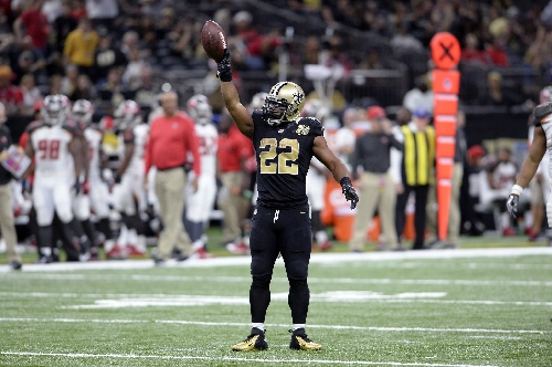 Saints' Mark Ingram relishes opportunity to potentially rush for 1,000 yards on season