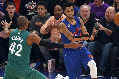 Courtney Lee struggles with Knicks orders to shoot more